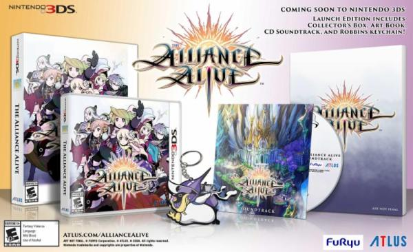 Alliance ALive | Launch Edition