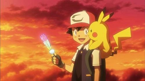 Pokémon | Ash & Pikachu