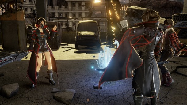 CODE VEIN | Screenshots