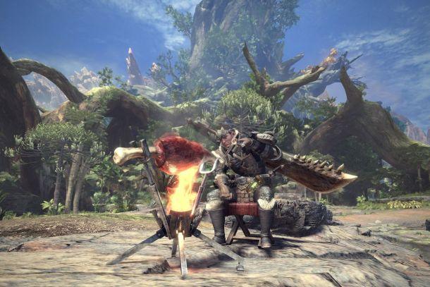 Monster Hunter World | Cooking