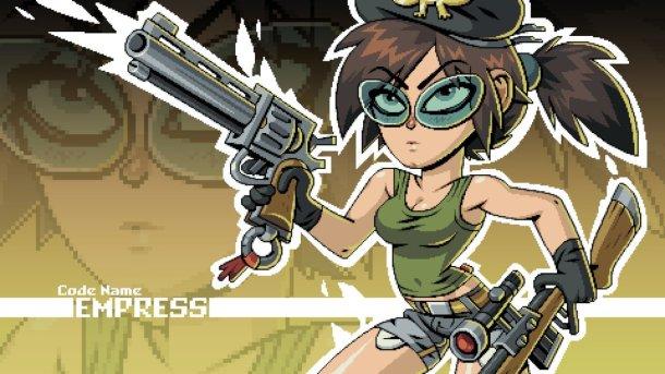 Mercenary Kings Reloaded | Characters