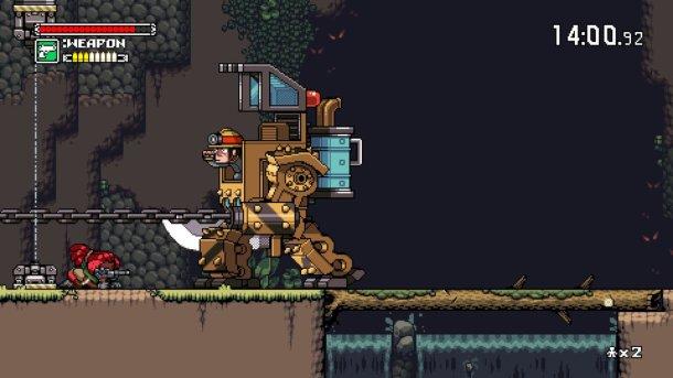 Mercenary Kings Reloaded | Mini Bosses