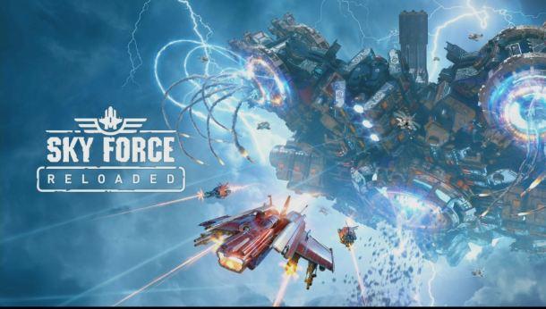 Nintendo Download | Sky Force Reloaded