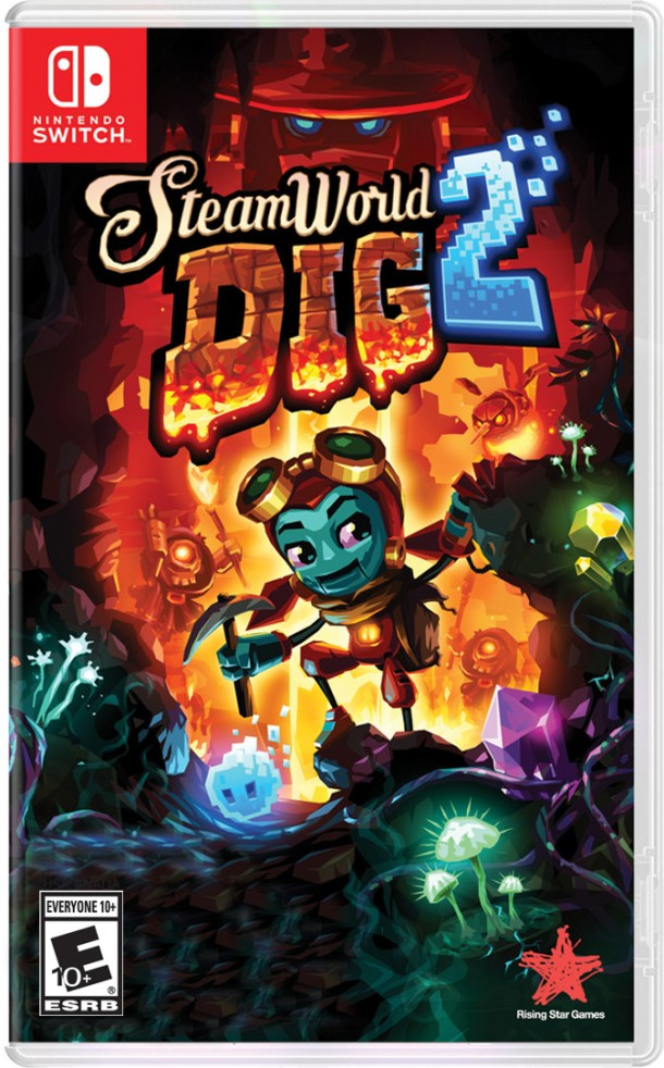 SteamWorld Dig 2 | Switch box