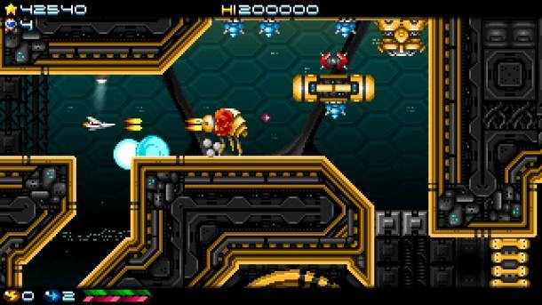 Super Hydorah | Battleship