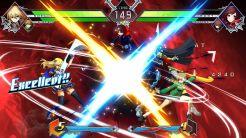 BlazBlue Cross Tag Battle Noel Chie Crash