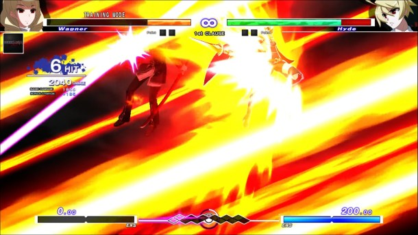 Under Night In-Birth Exe:Late[st] Hitze Falke