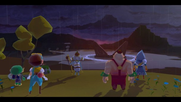 World to the West | The whole gang