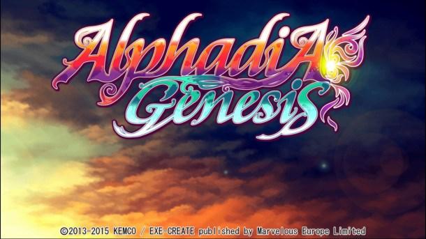 Alphadia Genesis | Boxart