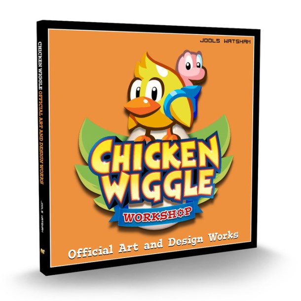 Chicken Wiggle Workshop | Artbook