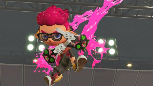 Nintendo Download | Splatoon 2 Update