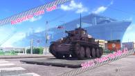 Girls Und Panzer Dream Tank Match | 38t