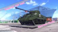 Girls Und Panzer Dream Tank Match | Sherman