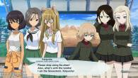 Girls Und Panzer Dream Tank Match | Tsundere