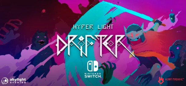 Hyper Light Drifter | Switch