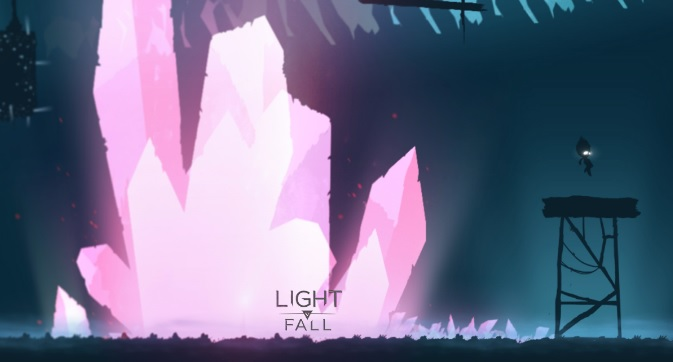 Light Fall Screenie