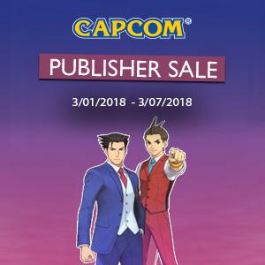 Nintendo Download | Capcom Pub Sale