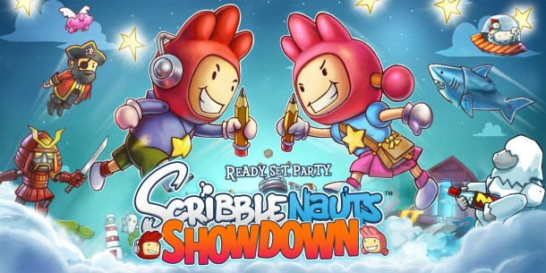 Nintendo Download | Scribblenauts: Showdown