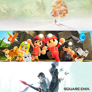 Nintendo Download | Square Enix sale