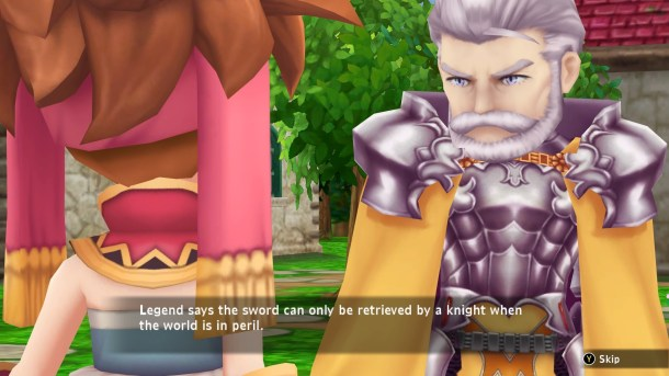 Secret of Mana Remake | Graphics