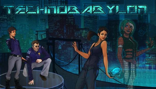 Wadjet Eye | Technobabylon