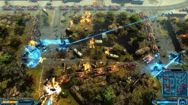 X-Morph Defense | Lasers