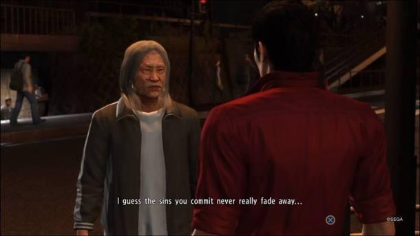 Yakuza 6 | Sins