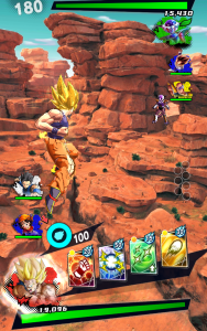 Dragon Ball Legends | Fighters