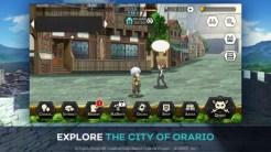 DanMachi: Memoria Freese | Screenshot 2
