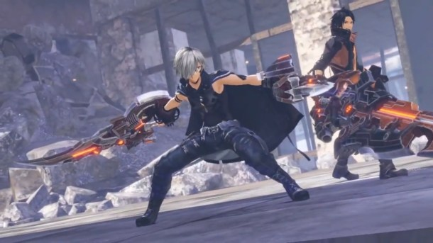 God Eater 3 | Trailer Screenshot