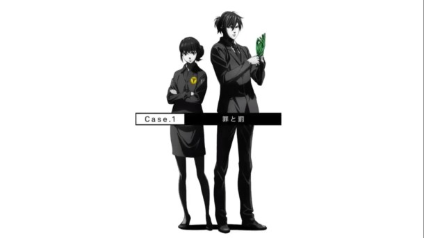 Psycho-Pass SS | Case 1