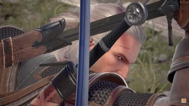 Soulcalibur VI | Geralt of Rivia