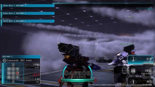 Assault Gunners HD Edition | Smoke