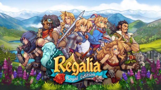 Nintendo Download | Regalia