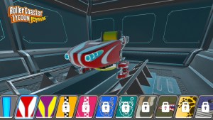 RollerCoaster Tycoon Joyride | Cart