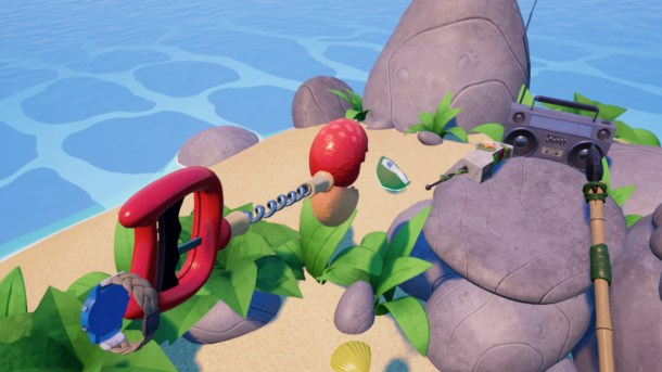 Island Time VR | Tools