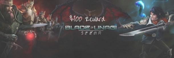 Blade of Unagi | Rewards