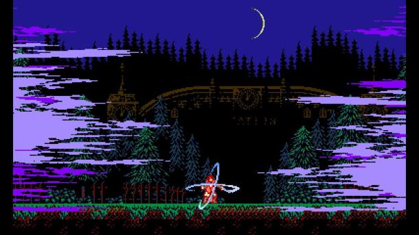 Bloodstained Curse of the Moon | Iga