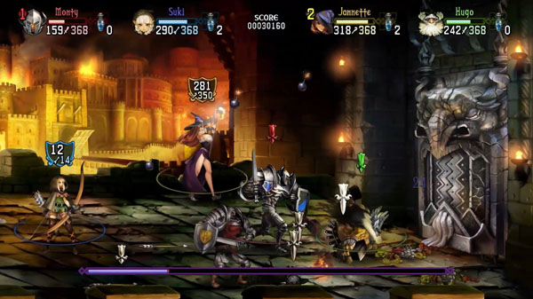 REVIEW: Dragon's Crown Pro - oprainfall