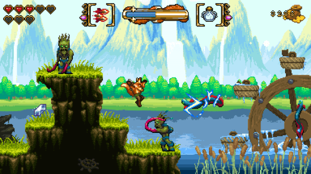 FOX n FORESTS | Stage