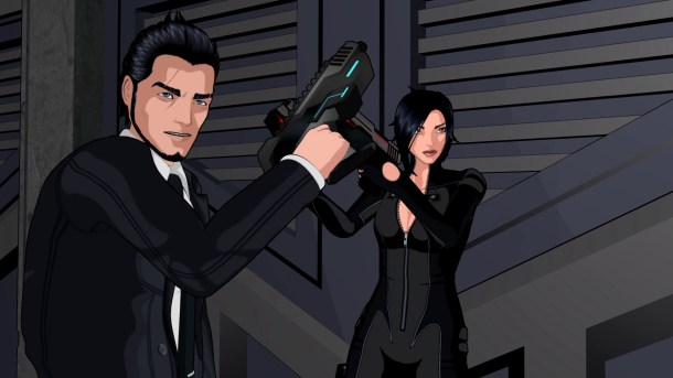 Fear Effect Sedna | Characters