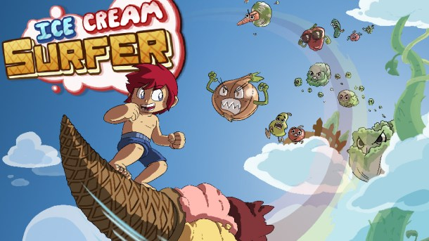 Nintendo Download | Ice Cream Surfer