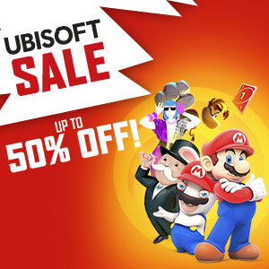 Nintendo Download | Ubisoft sale