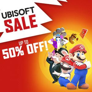 Nintendo Download | Ubisoft sale