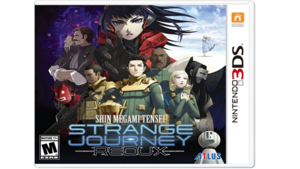 Strange Journey Redux Cover Image