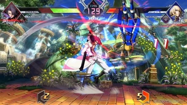 Nintendo Download   BlazBlue Cross Tag Battle