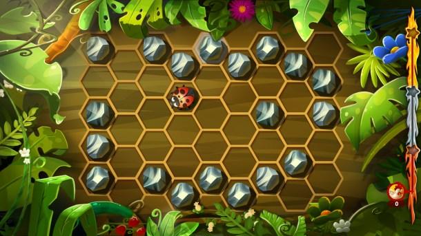 Arcade Islands | Block the Bug
