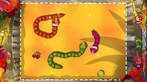 Arcade Islands | Super Vegan Anaconda