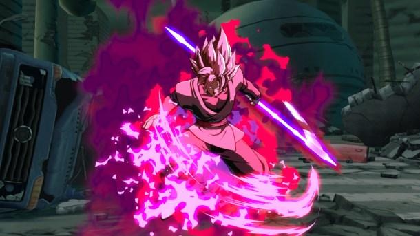 Dragon Ball FighterZ   Black Goku Ultimate
