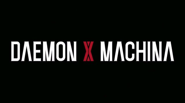 Daemon X Machina | Logo